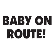 Baby on Route