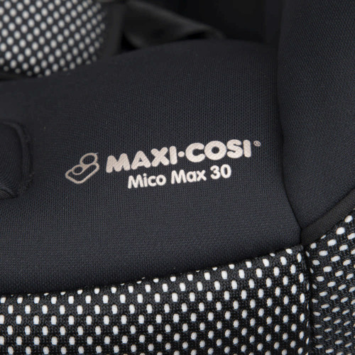 Maxi Cosi Mico Max 30 Infant Car Seat Limited Edition Rachel Zoe Collection