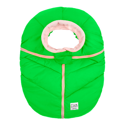 7 A.M. Enfant Cocoon - Neon Green
