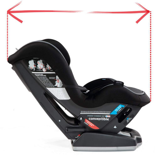Peg Perego Primo Viaggio SIP 5 65 Convertible Car Seat Leather