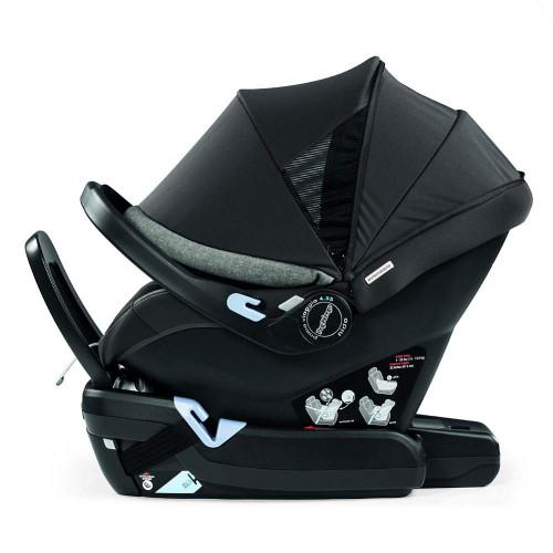 Peg Perego Primo Viaggio Nido 4 35 Infant Car Seat Eco Leather