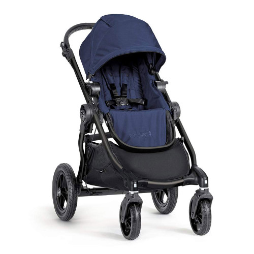 Baby Jogger City Select Stroller - Cobalt with Black Frame