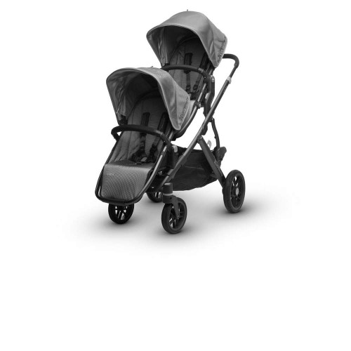 UPPABaby Vista RumbleSeat 2017 - Pascal (Grey with Graphite Frame ...