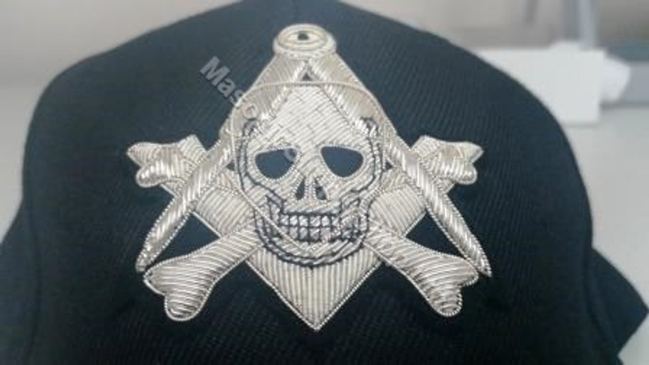 Custom Masonic Hats