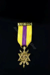 OSM 2nd degree Breast Jewel