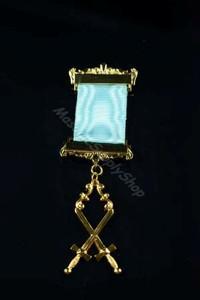 Inner Guard  Breast Jewel on Ribbon