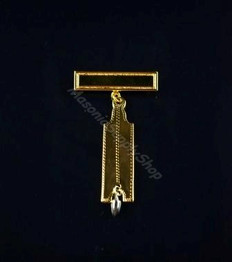 Junior  Warden Breast Jewel