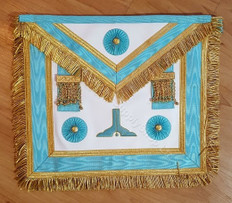 Centennial Officers Aprons with Fringe