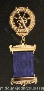 Grand Director of Ceremonies (Marshal)  Breast Jewel  2 Bar