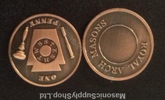 Royal Arch Penny