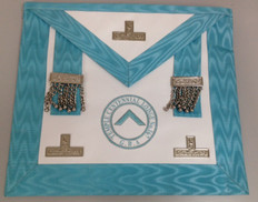 Officers Apron with Lodge Badge