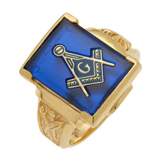 3rd Degree Masonic Gold Ring25