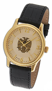 SCOTTISH RITE MASONIC WATCH MSW115