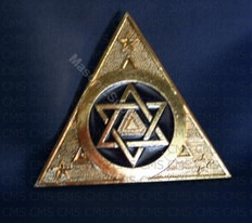 Royal Arch Collar Jewel