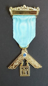 Masonic Past Masters Jewel