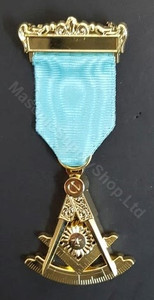 Past Master Breast Jewel  One Bar