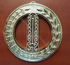 Grand Junior Warden Collar Jewel