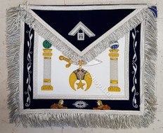 Shrine  Past Masters Apron  47th Problem of Euclid