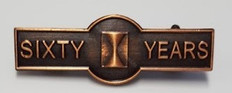 sixty year member bar