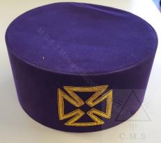 Knight Templar Grand Prior Hat