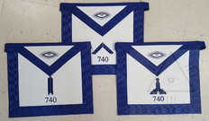 Lodge Officers Travelling Apron