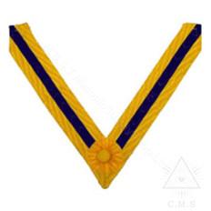 O.S.M  Past Supreme Ruler collar