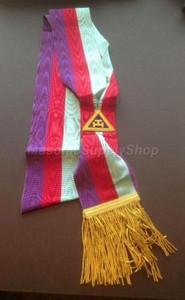 Royal Arch Grand Chapter Sash