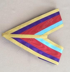 Royal Arch Grand Council Collar