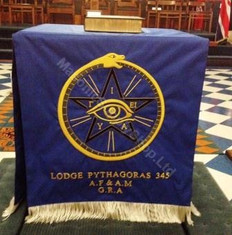 masonic altar cloths