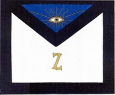 Scottish Rite 4th  Degree Apron