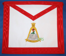 Scottish Rite  18th  Degree Apron -3