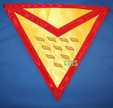 Scottish Rite 17th Degree Apron