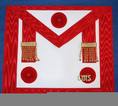 Scottish Rite MM Apron-2