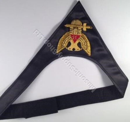 Scottish Rite Cravat 33rd