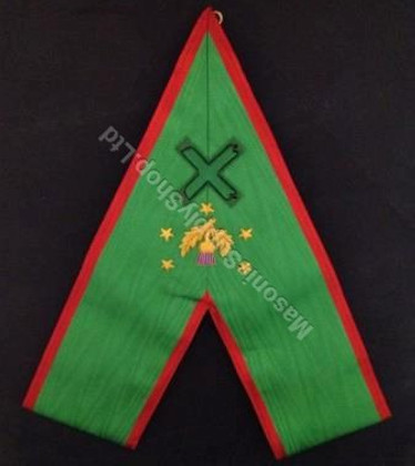 Scottish Rite 29th Degree Collar