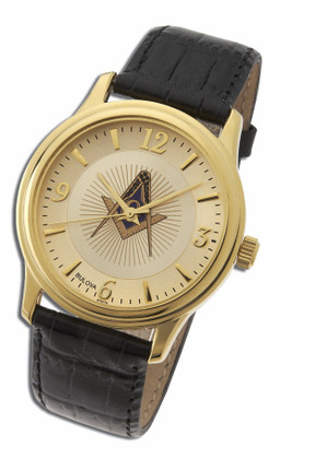 MASONIC WATCH MSW102