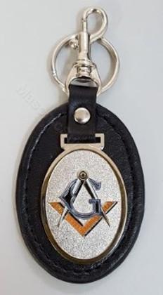 Masonic Key Ring          KEY-MAS-1