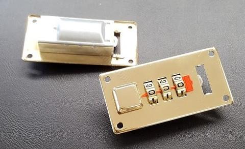 Apron Case Replacement  Combination Lock