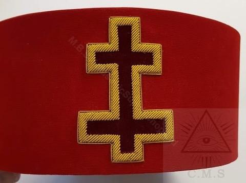 Knight Templar Preceptors Hat -1