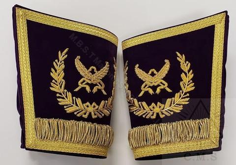 Masonic grand Lodge Cuffs