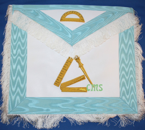 Scottish Rite 12th Degree Apron 2