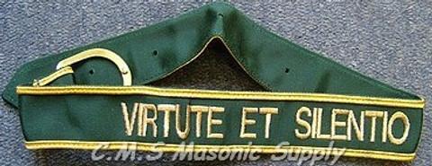 Royal Order of Scotland Arm Garter