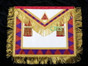 Principal's Apron  (HP) with Gold Fringe