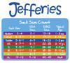 Jefferies Seamless Sport Crew Non-Cushion 3-Pack