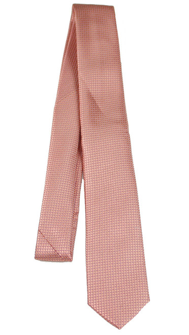 Boys Red Dotted Tie
