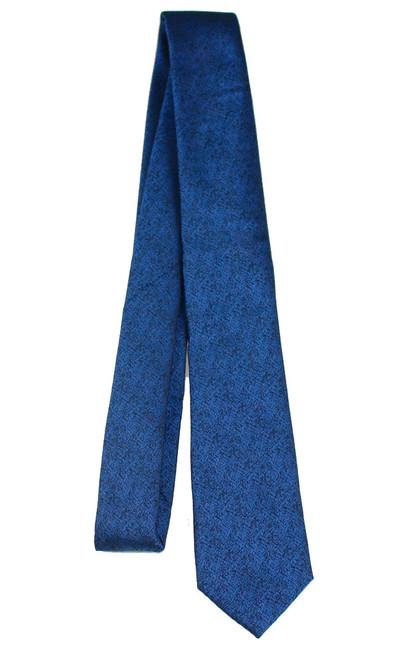 Boys Blue Graphite Tie