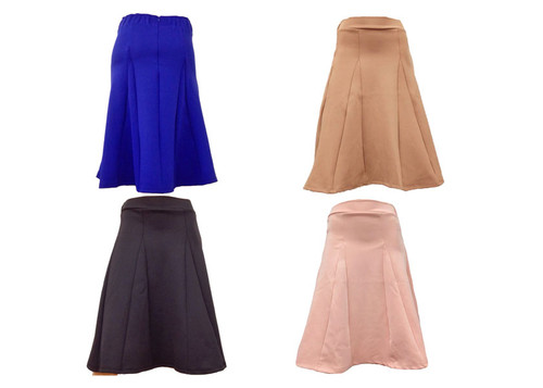 Kiki Riki Panel Spandex Women's Skirt