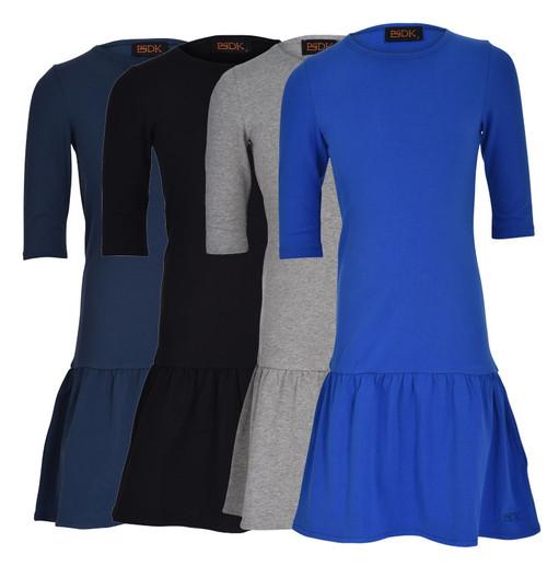 BGDK Girl's Cotton Dress