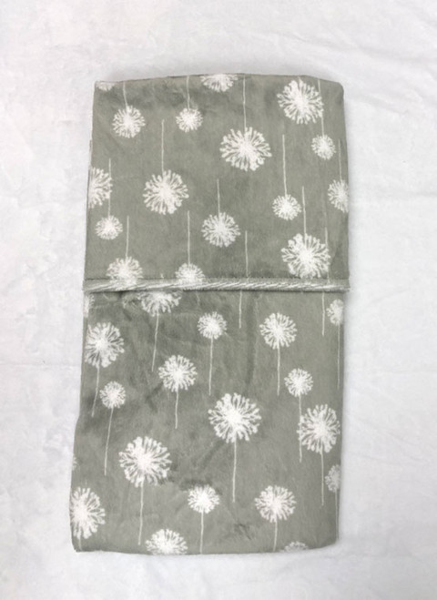 Babyboo Collection Baby Blanket Grey Daffodil