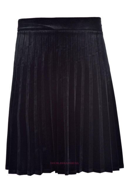 Girl's Velour Skirt